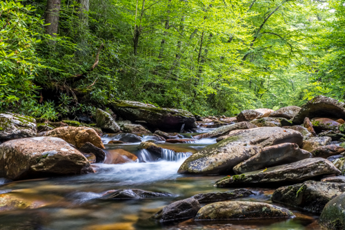 Smokey Mountain Creek